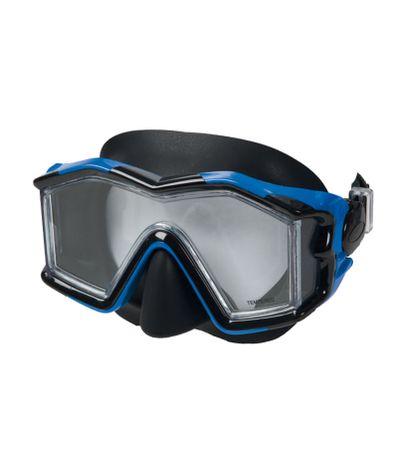 Oculos-de-protecao-pretos-Explorador-de-silicone