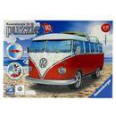 Puzzle-Carrinha-Volkswagen-3D