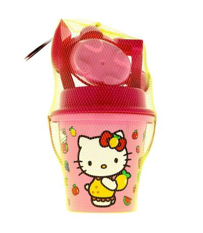 Hello-Kitty-Set-de-Playa-Rosa