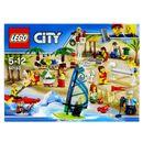 divertimento-da-praia-Lego-Minifigures-Cidade