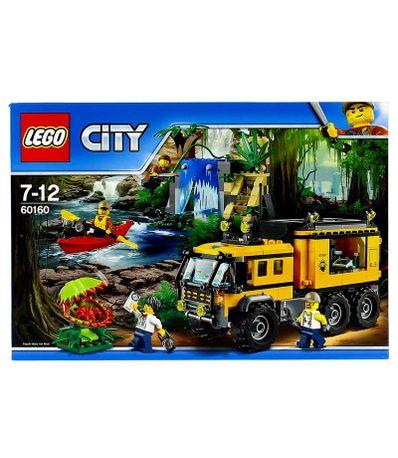 Lego-City-Jungla-Laboratorio-Movil