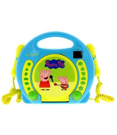 Peppa-Pig-Reprodutor-de-CD-com-Karaoke