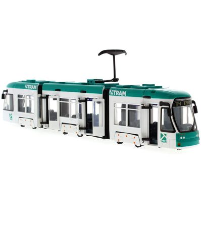 Barcelona-Toy-Tram