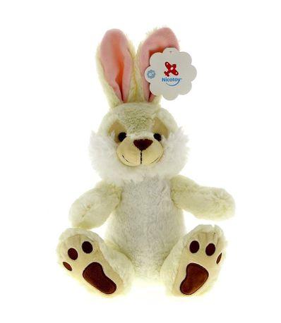 Peluche-Conejo-Blanco-de-32-cm