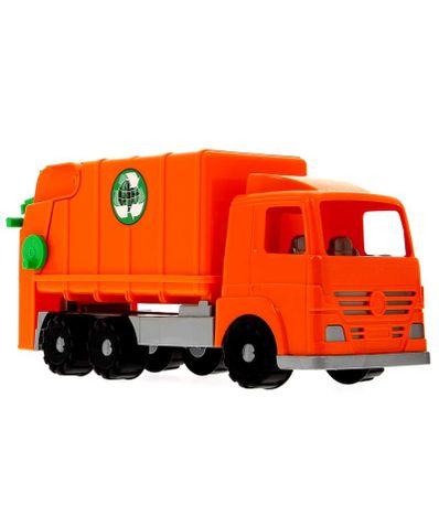 Camion-de-Basura-Naranja