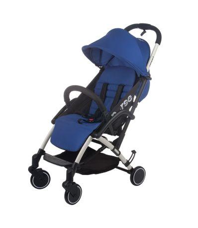 Cadeira-de-Passeio-Compact--6-meses-Azul-e-Negro