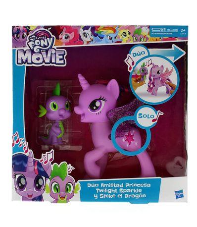 My-Little-Pony-Duo-Amistad-Princesa-Twilight-Sparkle-y-Spike