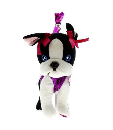 Doggie-Star-Bulldog-Fucsia