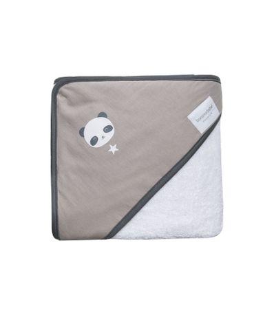 Capa-de-Banho-XL-Panda-Cinza