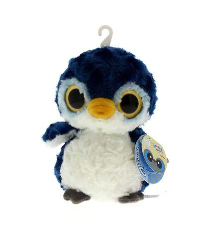 YooHoo--amp--pinguim-Amigos-Plush-20-centimetros