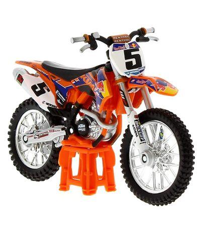 Moto-Miniatura-Red-Bull-KTM-450-Rally-Escala-1-18