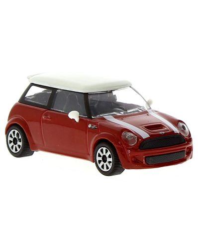Coche-Miniatura-Mini-Cooper-S-Escala-1-43