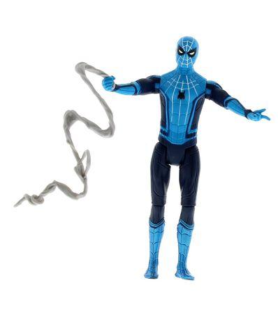 Spider-Man-Web-City-Figura-com-Roupa-Tech