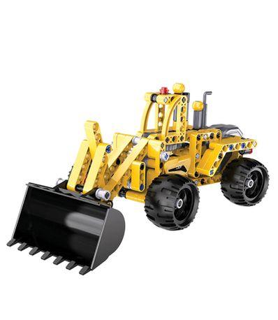 Excavadora-construccion-Wheel-Loader