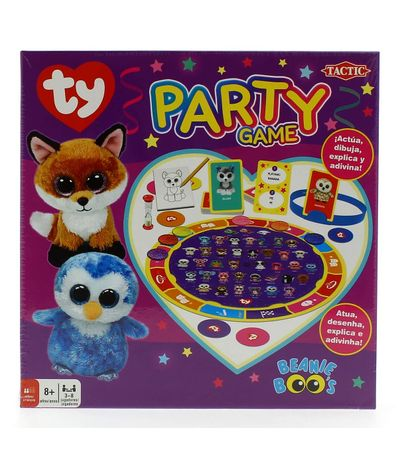 Beanie-Boo-s-Juego-Party