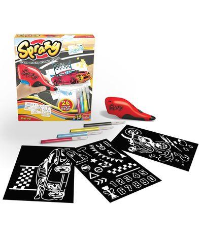 Sprazy-Artes-Carreira