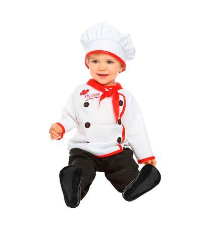Disfarce-Bebe-Cozinheiro-Tamanho-7-12-meses
