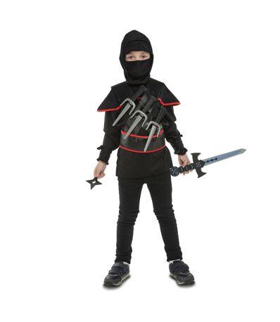traje-Unisex-Ninja-Yo-Quiero-Ser-Tamanho-5-7-anos