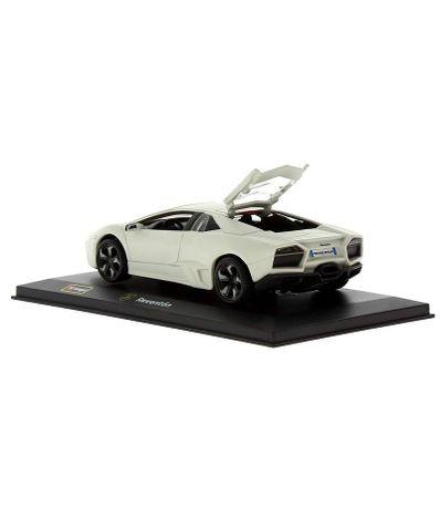 Coche-Miniatura-Lamborghini-Reventon-Peana-y-caja-Escala-1-32-Plus