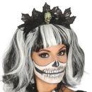 Accesorios-Halloween-Diadema-con-Calavera