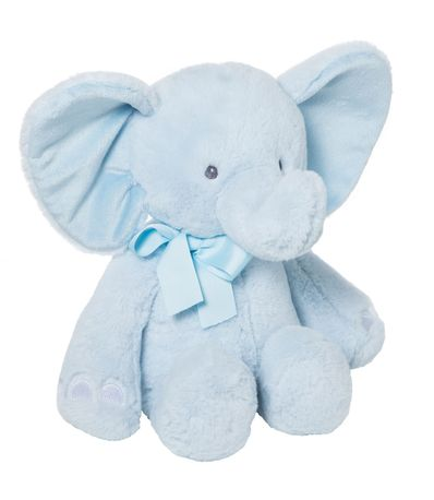 Peluche-Baby-Elefante-Celeste-de-50cm