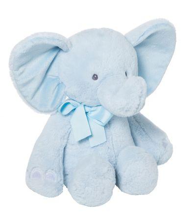 Baby-Elephant-Plush-26-centimetros-Celeste