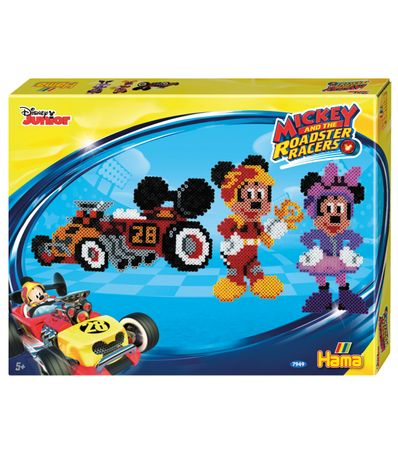 Mickey-Gift-Box-Hama-Beads