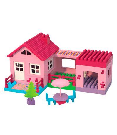 Casa-para-Construir-con-Bloques