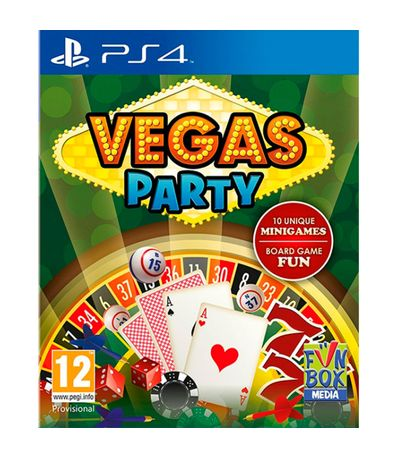 Vegas-Party-PS4