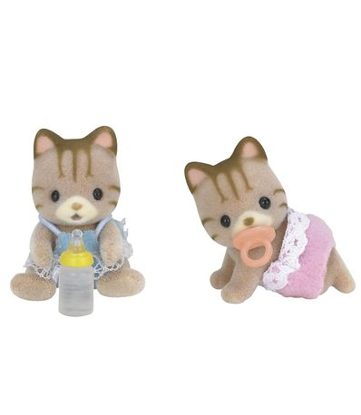 Familias-gatos-Stripes-Twins-Sylvanian