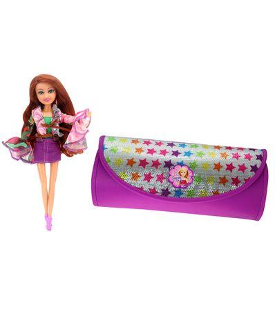 boneca-Girlz-faisca-com-saco