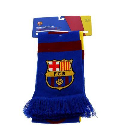 FCBarcelona-Bufanda-Doble