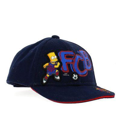 Cap-Barcelona-FC-para-o-bebe