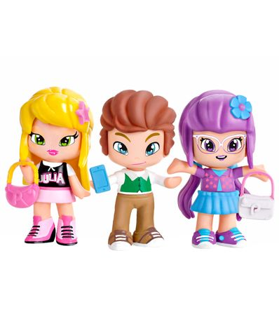 Pinypon-PINY-Pack-de-3-Figuras-Julia-Lilith-y-Will
