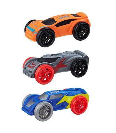 Nerf-espuma-Carros-Nitro-Pack-3