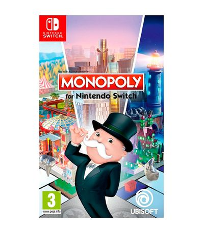 Monopoly-SWITCH
