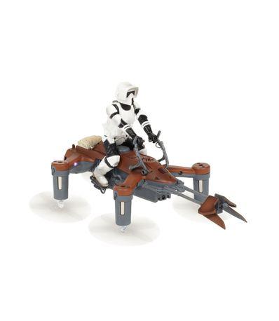 Drone-speeder-bicicleta-74-Z-Star-Wars