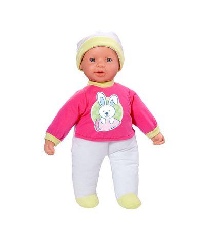 Tiny-Lloron-con-Pijama-Fucsia
