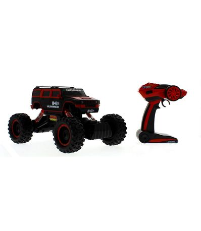 Coche-RC-Rock-Cruiser-Rojo-a-Escala-1-16