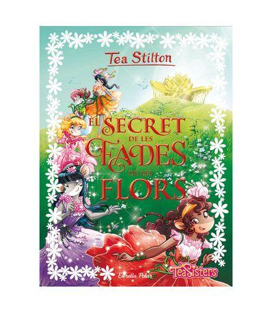 Libro-de-Lectura-Tea-Stilton-El-Secret-de-Les-Fades-de-Les-Flors