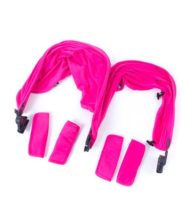 Pacote-Capotas-Harness---Protector-Facil-gemeo-30S-Fucsia