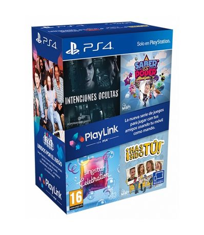 Megapack-4-Juegos-Playlink-PS4