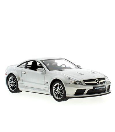 Carro-R---C-Mercedes-V12-Prata-Escala-1-18