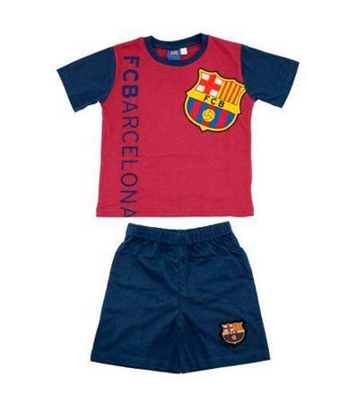 Tamanho-FC-Barcelona-Pijama-crianca-2