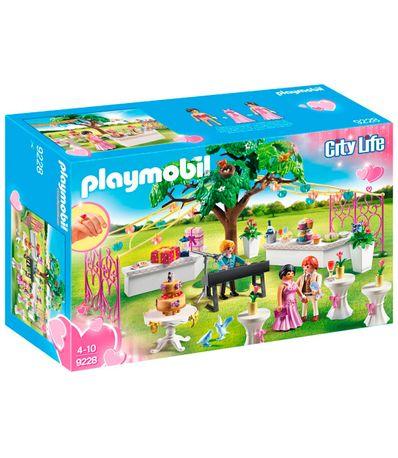 Playmobil-City-Life-Banquete-de-Bodas