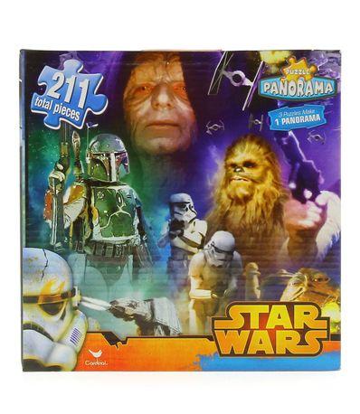 Star-Wars-Puzzle-100-Piezas-Panoramico