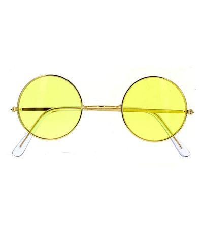 Gafas-de-Hippie-Amarillas