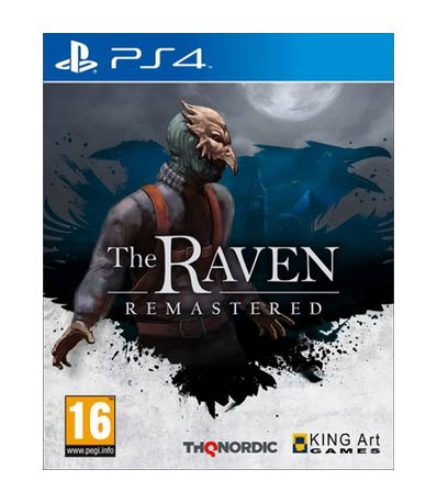 The-Raven-Remastered-PS4