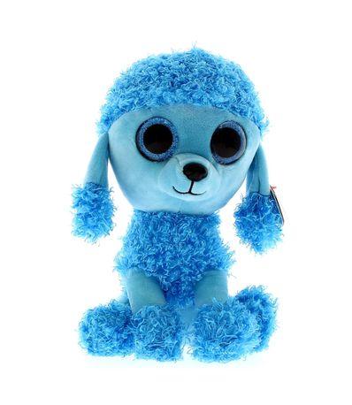 Beanie-Boo-s-Caniche-Azul-de-Peluche-de-23-cm