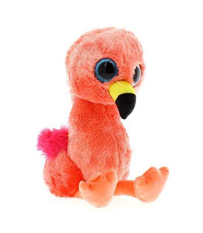 Peluche-Flamingo-do-Beanie-Boo-de-23-cm